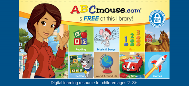 Click to access ABCMouse